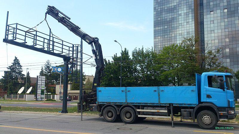 Usługi transportowe HDS Bełchatów