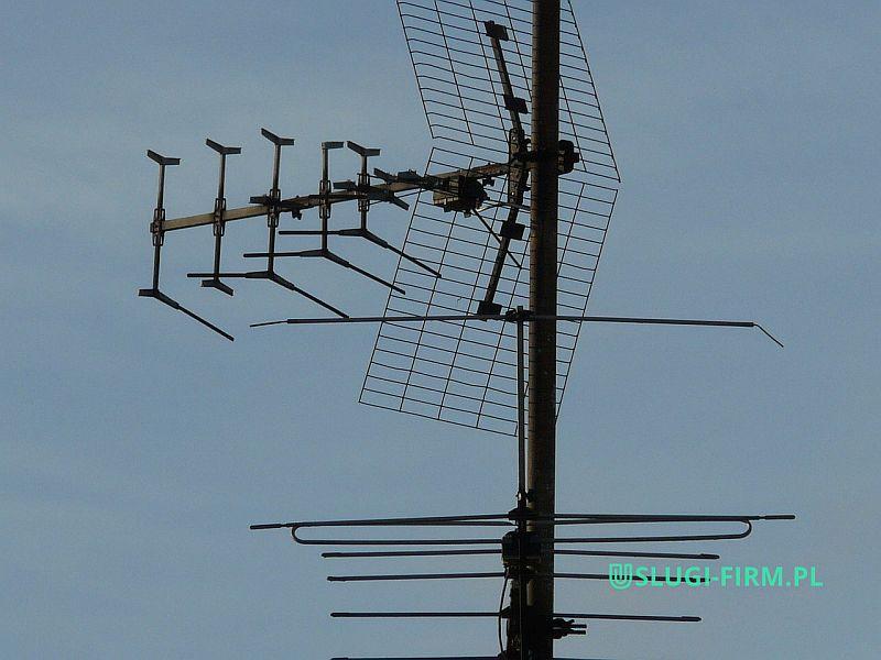 Anteny szerokopasmowe