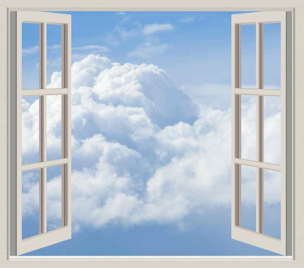 Dobre, Stylowe okna w Piotrkowie tryb.